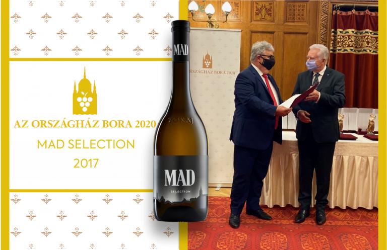 Az Országház Bora 2020 – MAD Selection 2017