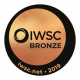 IWSC Bronze medal Mad One 2015